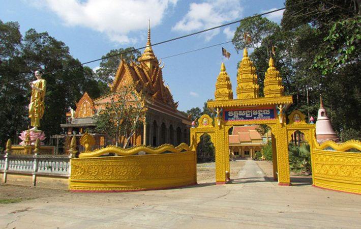 Chùa Khmer