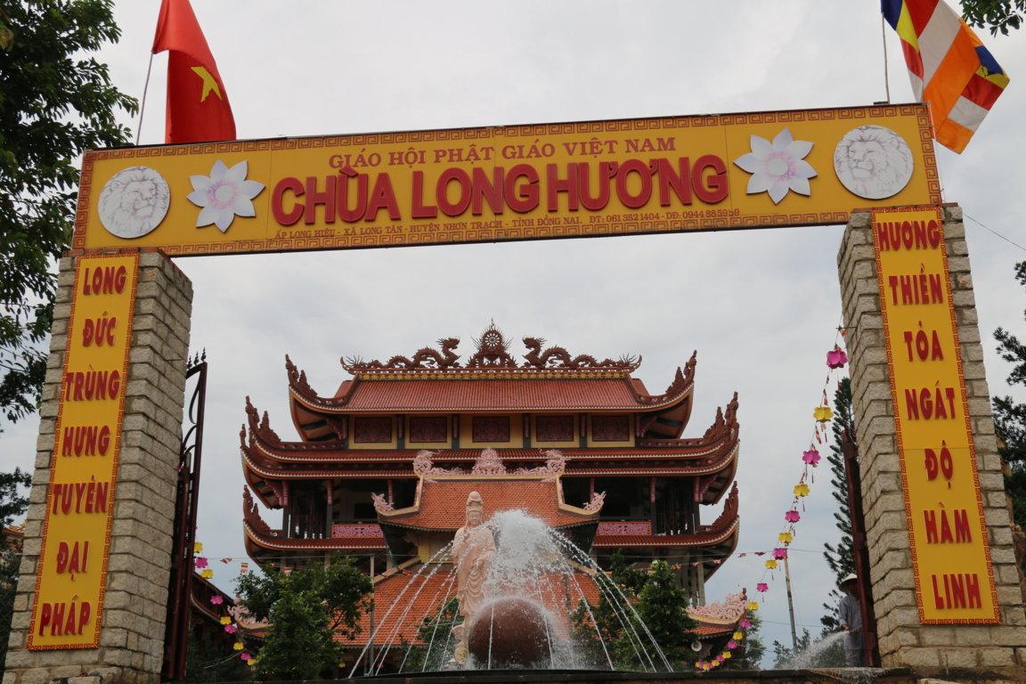 Chùa Long Hương