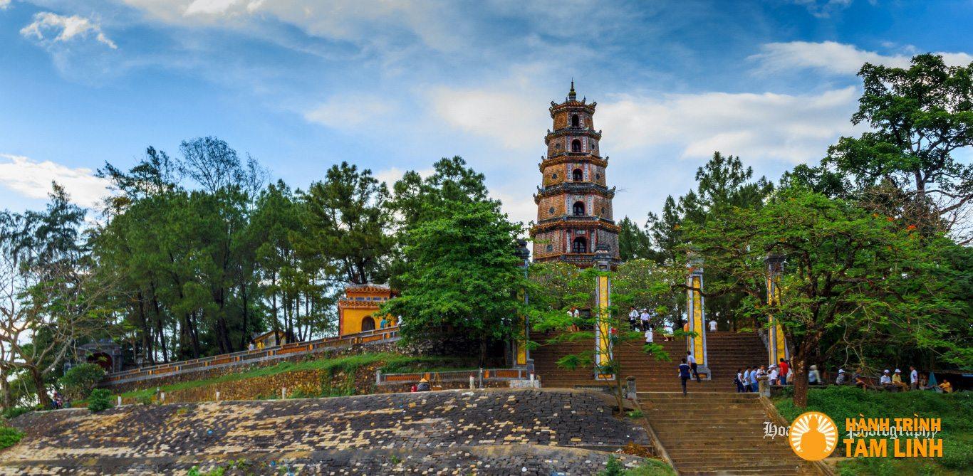 Chùa Thiên Mụ (Thừa Thiên - Huế)