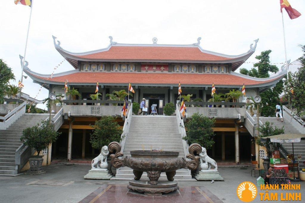Chùa Vĩnh Nghiêm (TP.HCM)