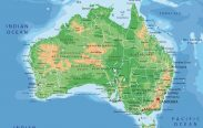 Học Học Úc Cùng Hành Trang Bản Đồ